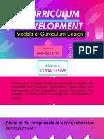 Curriculum Development- Models of Curriculum Design.pptcopy