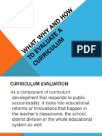 What,why and How to Evaluate Curriculum.pptx