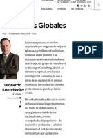 Tendencias Globales