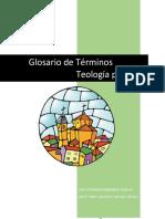 Glosario de Términos Doctrina Social de La Iglesia.