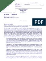 Case 24 - Uy vs Gonzales