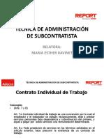Derechos Individuales y Relaciones Contractuales - REPORT (1).pptx