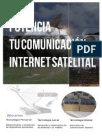 Contrato de Servicio Internet Satelital Oeste Banda Ku Ses-14