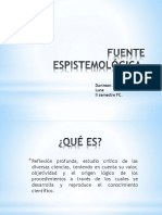 FUENTE ESPISTEMOLÓGICA.pptx