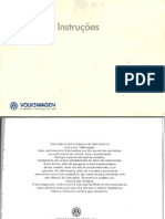 Manual Do Proprietario_VW Gol Gts1988