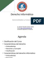 Derecho Informatico P01