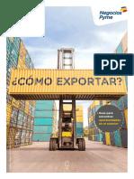 Guia Para Exportar en Colombia