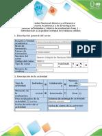 Guía de actividades y rúbrica de evaluación - Fase 1 - Introducción a la gestión integral de residuos sólidos.docx