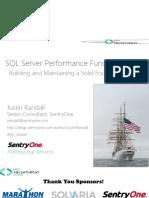 88187 JRandall - Build High Perf SQL Server
