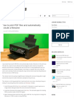 How to Print PDF Files and Automatically Include a FilenameOliverMarshall.net
