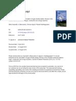 A Circular Framework for the Valorisation of Sugar Industry Wastes (Gopinath-2018)