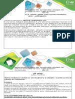 GuíadeActividadesyrubricadeevaluación–Tarea2–Realizarejerciciostermodinámicaquímicayequilibrioquímico
