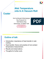 Real-Time Web Temperature