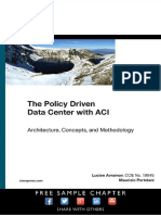 The Policy Driven Data Center With ACI- Architecture, Concepts, And Methodology