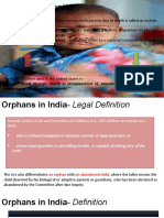 Orphans in India.pptx