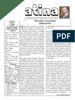 Datina - 30.08.2019 - prima pagină