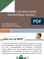 Manejo de Infecciones Respiratorias Agudas