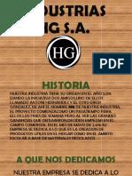 Industrias Hg s