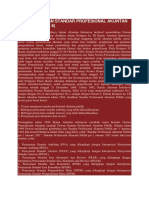 Perkembangan Standar Profesional Akuntan Publik