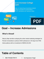 Ways to Increase College Admissions 170307225117