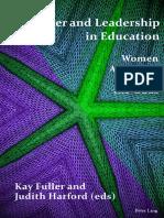 [Kay Fuller, Judith Harford (Eds.)] Gender and Leadership