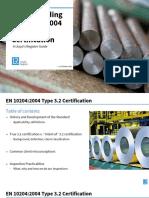 LR EN10204 Type 3.2 Guide