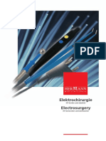 Catalogo Electrocirugia
