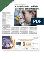 Asma Severa Nuevo Tratamiento