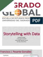 Storytelling With Data - Semana 1