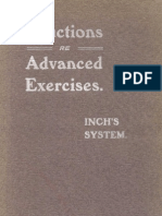 Inch - Advanced Exercises