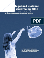 Ending Legalised Violence Against Children by 2030