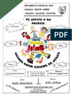 Poster MiniCampamento