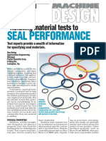 Test Reports and Seal Performance - MD 03_06