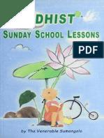 1152. Buddhist Sunday School Lessons