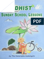 1152. Buddhist Sunday School Lessons