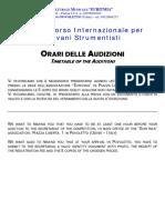 risultati2011_OrarioConcorso