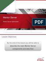 03 - Mentor Server Architecture