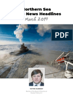 Northern Sea Route News Headlines, March 2019