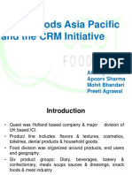 BPR_Quest Foods Asia Pacific and the CRM Initiative.ppt
