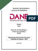 Metodologia Dane Conceptos Glosario