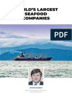 World's Largest Seafood Companies