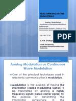 1 1 Analog Modulation (AM-FM) Shafiq