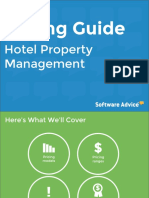 Hotel Management Software Pricing Guide