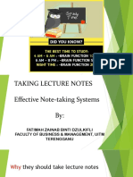 note taking ued sep 2019.pptx