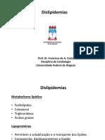 UFAL - Aula Dislipidemias ATUAL