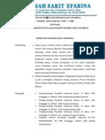 Asesmen (Proses Penilaian) Pasien Rumah Sakit Efarina