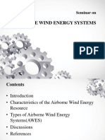 Airborne Wind Energy Systems