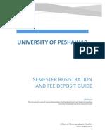 Semester Registration and Fee Deposit Guide v 2.0 (1)