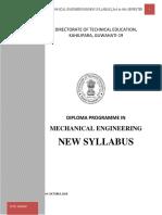 Mechanical Oct2018 Dte