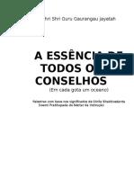 A ESSÊNCIA DE TODOS OS CONSELHOS.doc